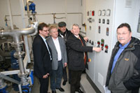 Pumpwerk in Dreuschendorf in Betriebh