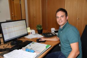 Geschäftsleiter - Florian Stühler