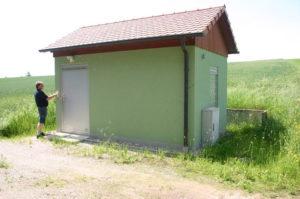 Pumpstation Dreuschendorf
