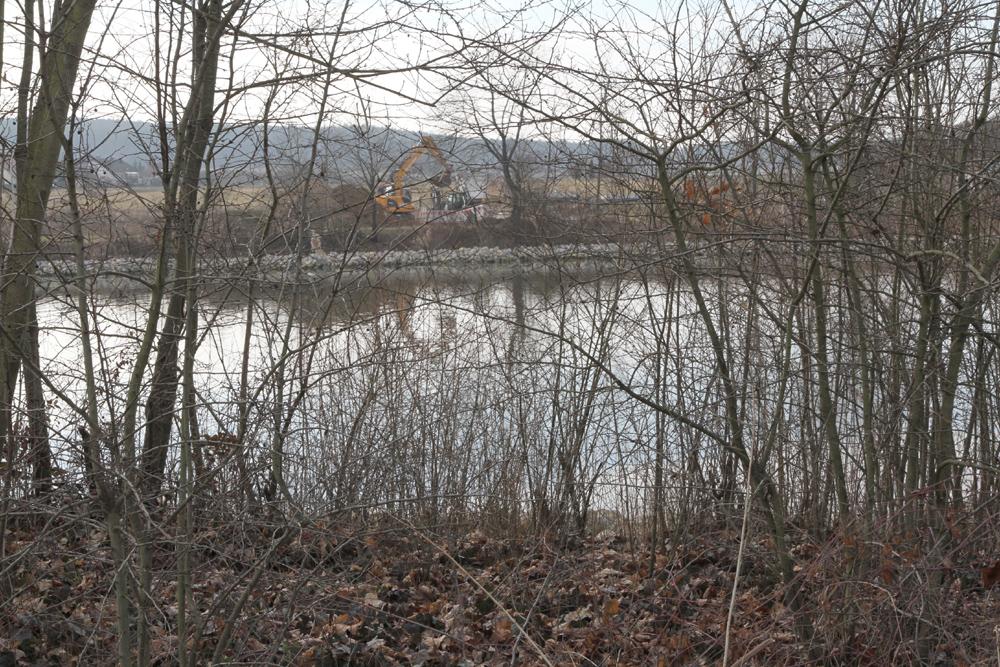 Neue Leitung durch den Main-Donau-Kanal